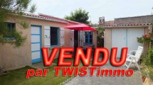 QUEND-PLAGE, furnished house 2 bedrooms and garage