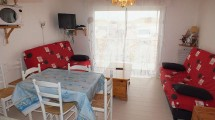 Fort-Mahon near beach, studio-cabin with parking