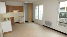 Quend-Plage, 2 bedrooms apartment on ground floor